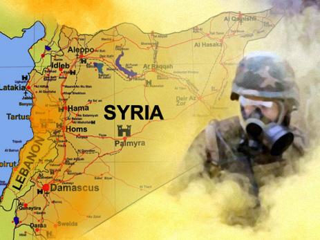 بيان تنديد باستخدام السلاح الكيماوي في مواجهة الشعب السوري