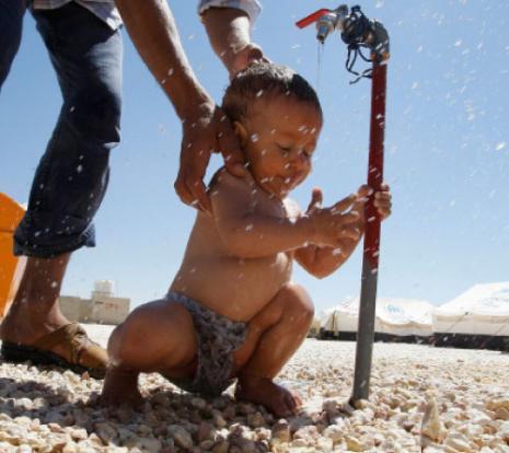 """تقرير منظمة """" سواسية """" فيما يتعلق بملف اللاجئين في الأردن"""